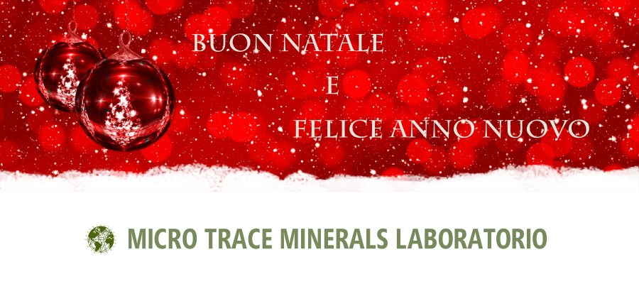 Buone Feste da MTM | Micro Trace Minerals!